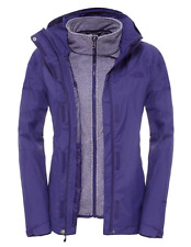 The North Face Donna Triclimate Giacca ZEPHYR Garnet viola