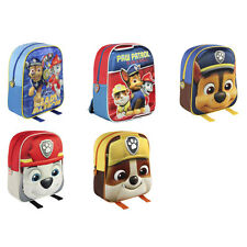 Paw Patrol 3D Backpacks (Assorted)