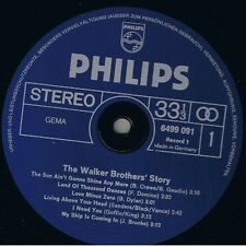 The Walker Brothers The Walker Brothers Story NEAR MINT Philips 2xVinyl LP