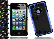 Duro A Prueba De Choques Funda para Apple iPhone 4 5 5c 6 6 plus &