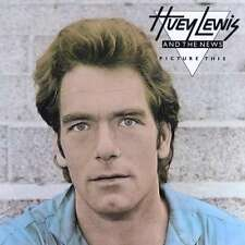 Huey Lewis And The News* - Picture This (LP, Alb Vinyl Schallplatte - 121059
