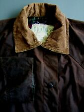 W.K. Backhouse by Barbour Coats Jackets Waxed Stockman's Riding XS S M L XL Vtg