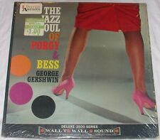 LP The Porgy And Bess All-Stars The Jazz Soul Of Porgy & Bess United Artists