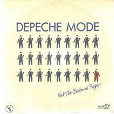 "Depeche Mode - Get The Balance Right! (7"", Single Vinyl Schallplatte - 17207"