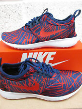 nike womens juvenate print running trainers 749552 401 sneakers shoes