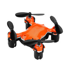Virhuck RC Drone 2.4G 4.5CH 6 AXIS GYRO Quadcopter LED Headless Nano Helicóptero