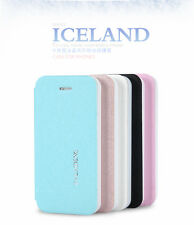 KALAIDENG KLD ICELAND LEATHER CASE FOR APPLE IPHONE 5/5s BLUE