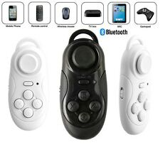 Wireless Bluetooth Gamepad Remote Control Selfie Shutter For iPhone Android & VR