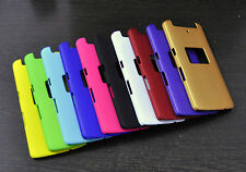 OPPO N1 MOBILE IMPORTED MATTE FINISH MULTI COLOR HARD BACK CASE COVER