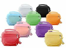 TRAVEL CARRY CASE FOR NINTENDO DS LITE DSi DS XL 3DS SONY PS VITA BAG WITH STRAP