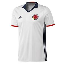 *16 / 17 - ADIDAS ; COLOMBIA HOME SHIRT SS / SIZE = ADULTS