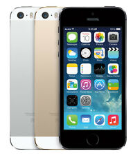 IPHONE 5S 16GB 32GB GSM FACTORY UNLOCKED. ATT T-MOBILE METRO-PC ALL COLORS