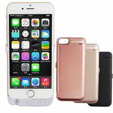 iPhone 7 Battery Case 10000mAh Rechargeable Extended Battery Charging Case