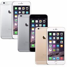 Apple iPhone 5S/6/ 6S Space Grey/Gold/Silver (Factory Unlocked) Smartphone