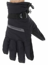 Quiksilver Black Mission Snowboarding Gloves