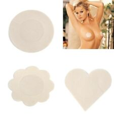 Invisible Adhesive Nipple Pad Tape Covers Bra Patches Braless Disposable Pasties
