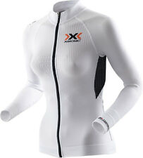 X-Bionic Women The Trick Bike Long Sleeve Full Zip Radshirt / O100091-W030