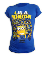 Despicable Me Girlie-Shirt 1 In A Minion (Minions)