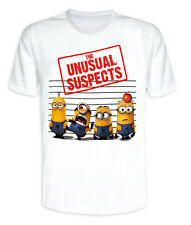 Despicable Me Teil 2 T-Shirt The Unusual Suspects (Minions)