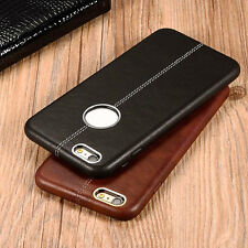 SIBLING Genuine Luxury Leather Fashion Back Case Cover for iPhone 6/7  6/7Plus