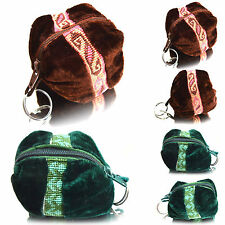 Small Coin Bag | Key Case – Pouch – Purse | SMALL | One Zip Key Bags