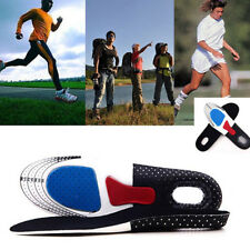 Gel Orthotic Sport Running Insole Insert Shoe Pad Arch Support Cushion MC