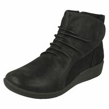 Ladies Cloud Steppers By Clarks Boots Sillian Chell