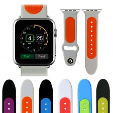 Apple Watch Straps Stainless Steel/Milanese/Silicone Strap Top Quality 1/2 Price