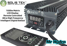 1000w Solistek Solis Tek Matrix & Digital Ballast / Lamps