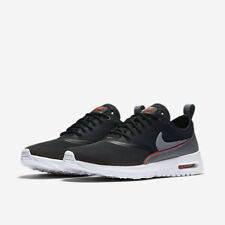 W Nike AIR MAX THEA Ultra Damen Sneaker Turnschuh 844926 003 Schwarz Orange grau
