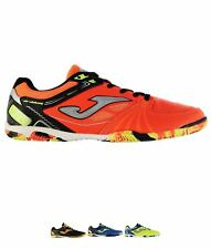 MODA Joma Dribling Indoor Court Trainers Mens FluYellow/Blue