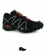 GINNASTICA Salomon Speedcross 3 Uomo Trail Scarpe running Black/Black