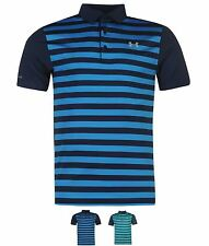 OFFERTA Under Armour Coldback Temp Golf Polo Shirt Mens Pacific