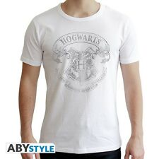 HARRY POTTER HOGWARTS  camiseta t-shirt new fit  officially licensed