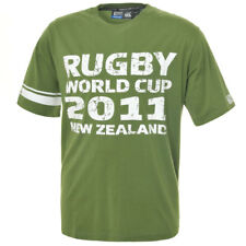 CCC Rugby World Cup 2011 Capitán Camiseta [verde]