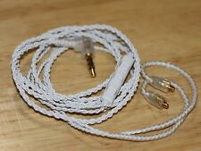 Replacement cable with mic&remote for SHURE SE535 SE425 SE315 SE215 SE846 UE900