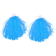 24pcs Pompons Cheerleader Pom-pom Girl Fantaisie Robe Costume Party Accs Props