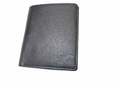 High Quality Vertical Design PU Leather Wallet with card slots for men