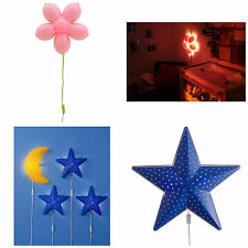Ikea SMILA Children's Soft Mood Energy Saving Wall Lamps