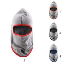 Cycling Motorcycle Thermal Comfort Fleece Balaclava Full Face Neck Mask Hat Cap