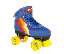 Rio Roller - Classic II Adults Skate - Blueberry- Adult Quad Roller Skates
