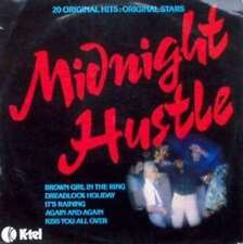 Various - Midnight Hustle (LP, Comp) Vinyl Schallplatte - 60734