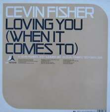"Cevin Fisher - Loving You (When It Comes To) (12"" Vinyl Schallplatte - 57323"