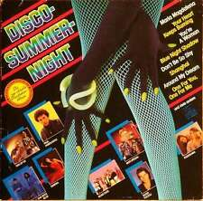 Various - Disco Summer Night (LP, Comp, Mixed) Vinyl Schallplatte - 121295