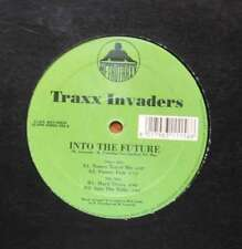"Traxx Invaders - Into The Future (12"") Vinyl Schallplatte - 22064"