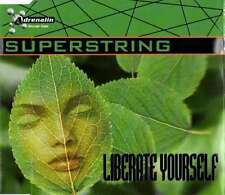 Superstring - Liberate Yourself (CD, Maxi) CD - 1614