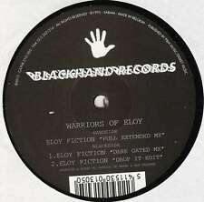 "Warriors Of Eloy - Eloy Fiction (12"", Maxi) Vinyl Schallplatte - 101246"