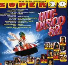 Various - Super 20 Hit-Disco 82 (LP, Comp) Vinyl Schallplatte - 119639