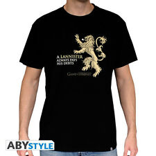 GAME OF THRONES LANNISTER t-shirt t-shirt officially licensed