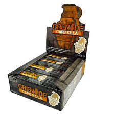 Grenade Carb Killa Protein Bars 12 A Triple Layered Low Carb High Protein Bar